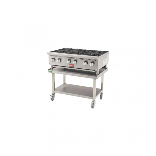 ES910 Mobile Equipment Stand