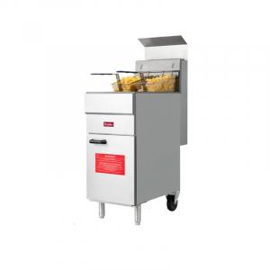 GF40 Twin Basket Fryer Gas