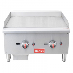 GG600 Gas Griddle Fry Top