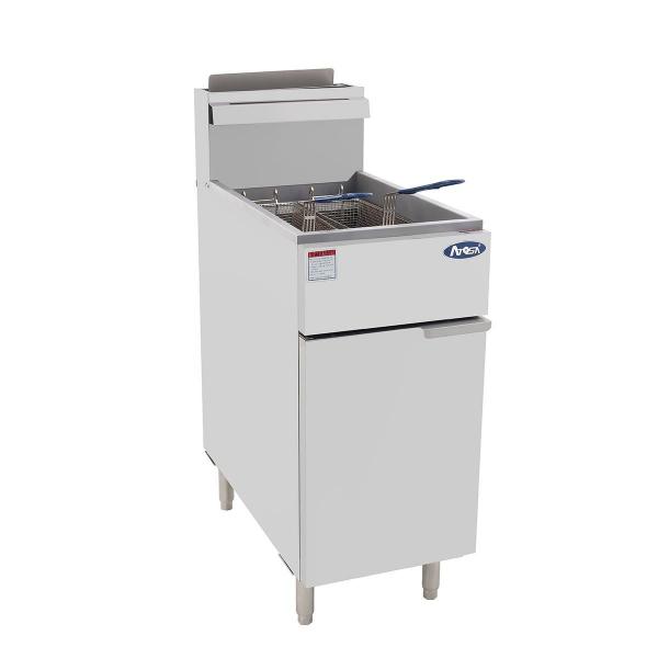 Deep Fat Fryer / Atosa ATFS 50 GAS