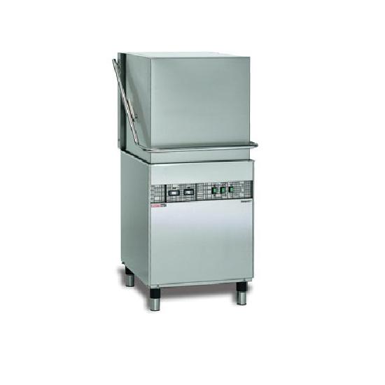 Univerbar Pass Thru Dishwasher Compact 3 Phase Washer