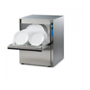 Univerbar Dishwasher with built in detergent boost and drain pump