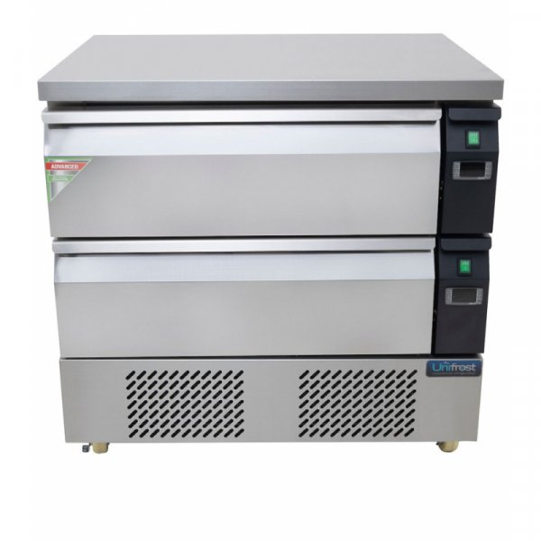 EB-DCF900 Chiller - Freezer Counter