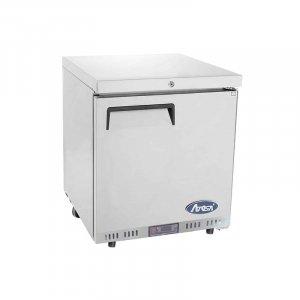 Undercounter Stainless Freezer F-MBC24F
