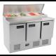 Atosa Prep Refrigerator ESL3869GR