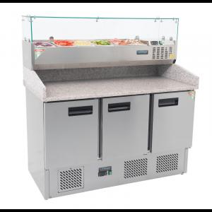 Atosa Pizza Counter ESL3852GR