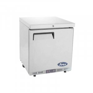 Undercounter Stainless Refrigerator R-MBC24R