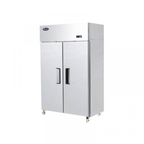 Unifrost Two Door Stainless Fridge R1000SV