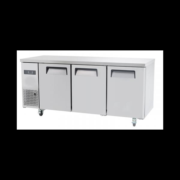 Three Door Refrigerated Counter R-YPF9042GR