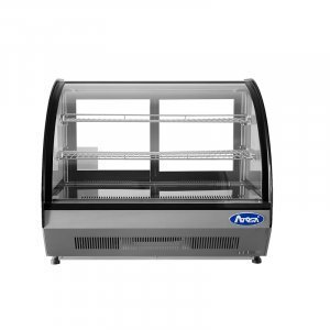 WSY125L Counter Top Curved Display Chiller