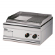 Lincat Silverlink 600 Half Ribbed Electric Griddle Dual Zone 600mm Wide GS6/TR/E