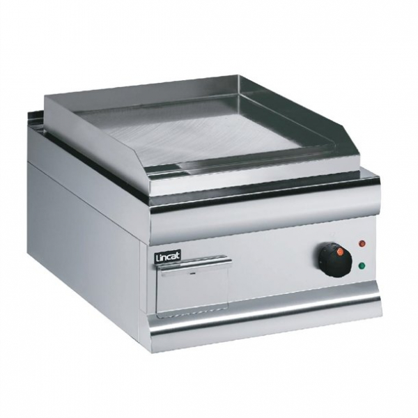Lincat Silverlink 600 Machined Steel Electric Griddle GS4E