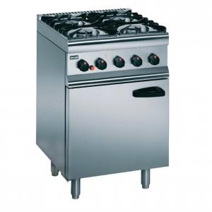Lincat Silverlink 600 SLR6 4 Burner Gas Oven Range