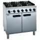Lincat Silverlink 600 SLR9 6 Burner Gas Oven Range