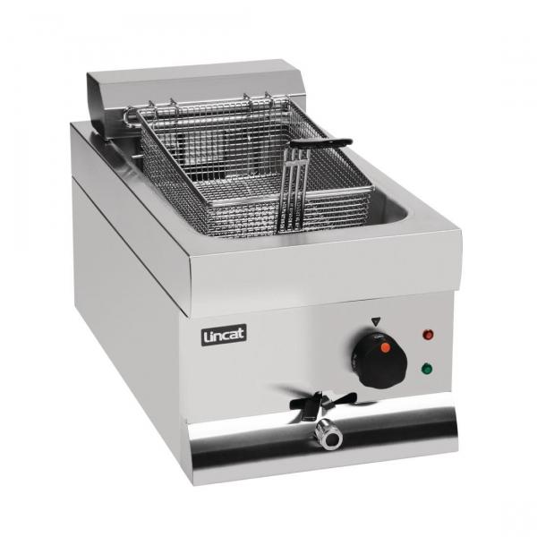 Lincat Single Tank Single Basket Countertop Electric Fryer DF33