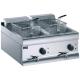 Lincat Twin Tank Twin Basket Countertop Electric Fryer DF612