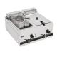 Lincat Twin Tank Twin Basket Countertop Electric Fryer DF66