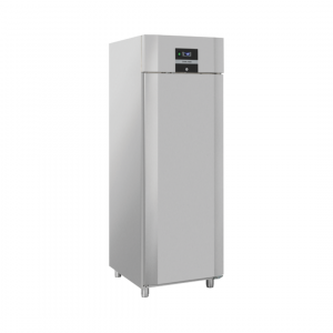 GN2/1 Refrigerated Upright Cabinet INOX QR7