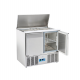 GN1/1 Refrigerated saladette Open Top CR 90A