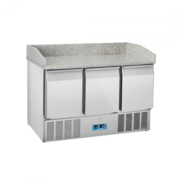 GN1/1 Refrigerated Saladette with Pizza Top CRM93A
