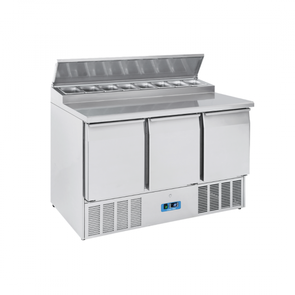 GN1/1 Refrigerated saladette Sandwich Top CRS 93A