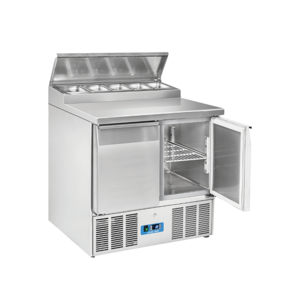 GN1/1 Refrigerated saladette Sandwich Top CRS 90A