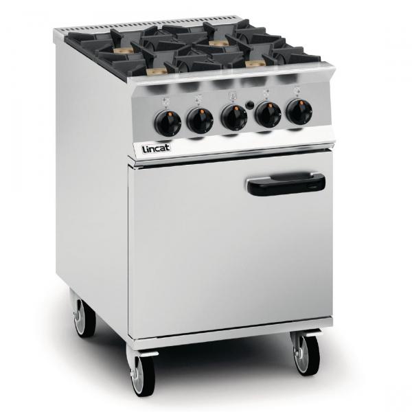 Lincat Opus 800 OG8001 Gas Free Standing Oven Range