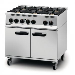 Lincat Opus 800 OG8002 Gas Free Standing Oven Range