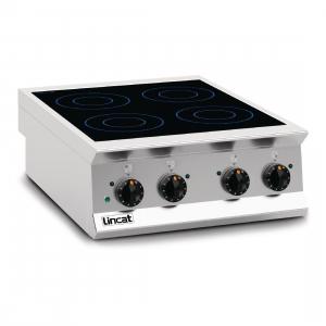 Lincat Opus 800 OE8014 Twin Induction Hob