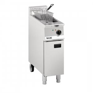 Lincat Opus 800 OE8112 Single Tank Single Basket Free Standing Electric Fryer