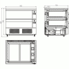 Tefcold Two Drawer Range