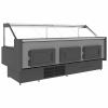 Elara Flat Glass Serve Over Range