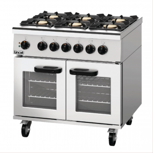 Dual Fuel Cooker Range
