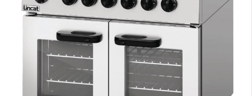 Lincat Opus 800 OD8006 Gas Dual Fuel Oven Range
