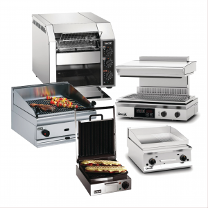 Grills, Griddles & Chargrills