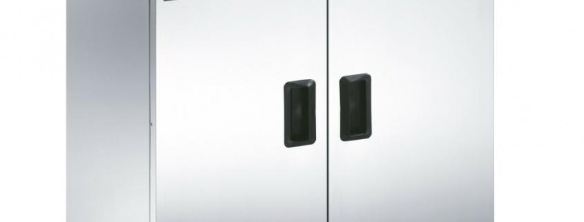Lincat Silverlink 600 Heated Open Top Pedestal With Doors HC3
