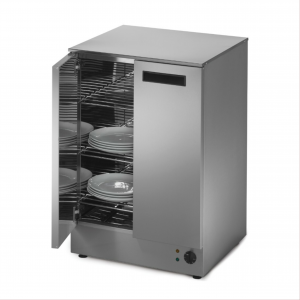 Hot Cupboard with Plate Warmer