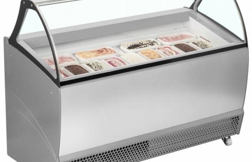 ISA Bermuda Scooping Freezer