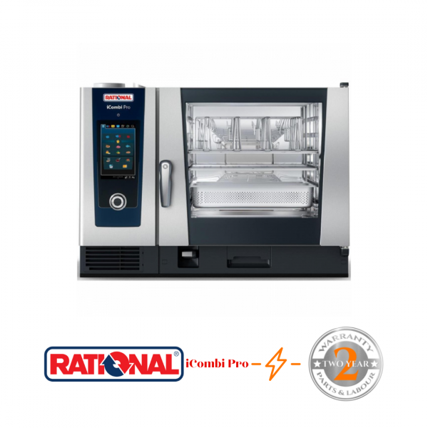 Rational iCombi Pro Combi Oven 12 Grid ICP 6-2/1/E