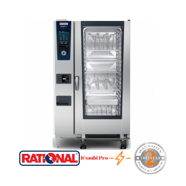 Rational iCombi Pro Combi Oven 20 Grid ICP 20-2/1/E