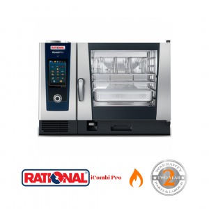 Rational iCombi Pro Combi Oven 12 Grid ICP 6-2/1/G
