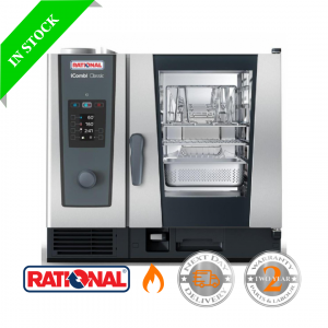 Rational iCombi Classic Combi Oven 6 Grid ICC 6-1/1/G