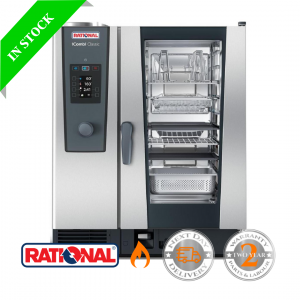 Rational iCombi Classic Combi Oven 10 Grid ICC 10-1/1/G