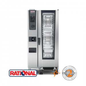 Rational iCombi Classic Combi Oven 20 Grid ICC 20-1/1/E