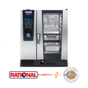 Rational iCombi Pro Combi Oven 10 Grid ICP 10-1/1/E