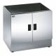 Lincat Silverlink 600 Ambient Pedestal With Doors CC7