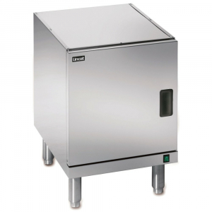 Lincat Silverlink 600 Heated Pedestal With Top, Legs and Doors HCL4