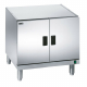 Lincat Silverlink 600 Heated Pedestal With Top, Legs and Doors HCL7