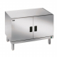 Lincat Silverlink 600 Heated Pedestal With Top, Legs and Doors HCL9