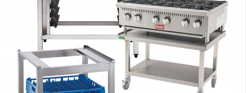 ES610 Mobile Equipment Stand